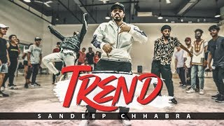 Trend - Sidhu Moose Wala | Sandeep Chhabra | Souls On Fire 3