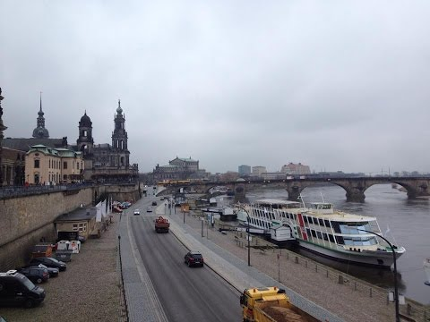 Backpacking Europe 2014 (7/7): Dresden, Germany