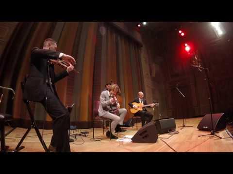 Django Reinhardt Tribute - Stockholm Concert Hall 2018
