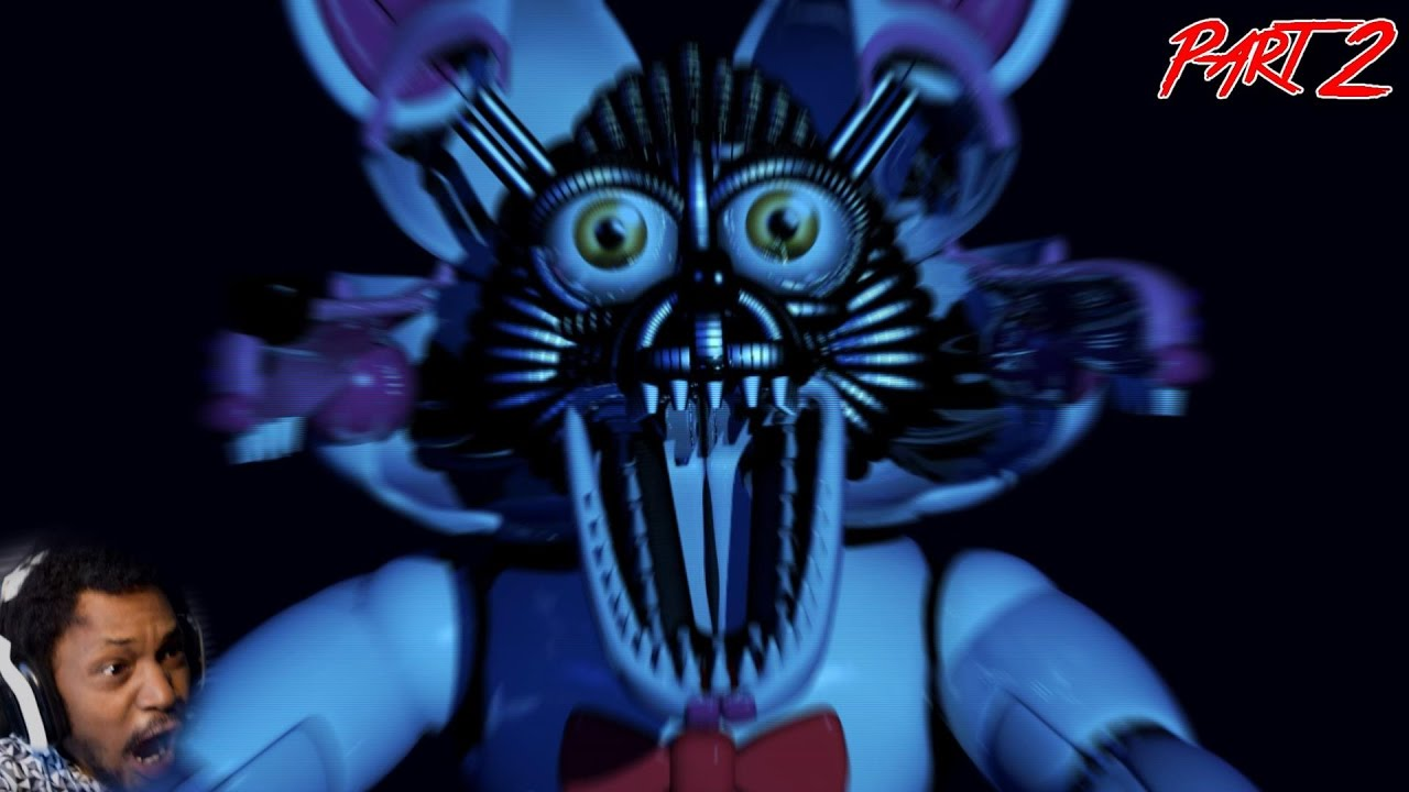 Five Nights At Freddys Foxy Banner Pic