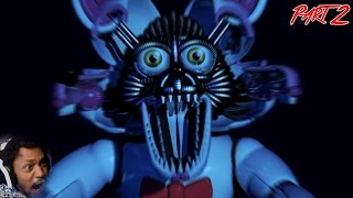 foxy can we talk about this   five nights at freddy s sister location part 2 night 2 3