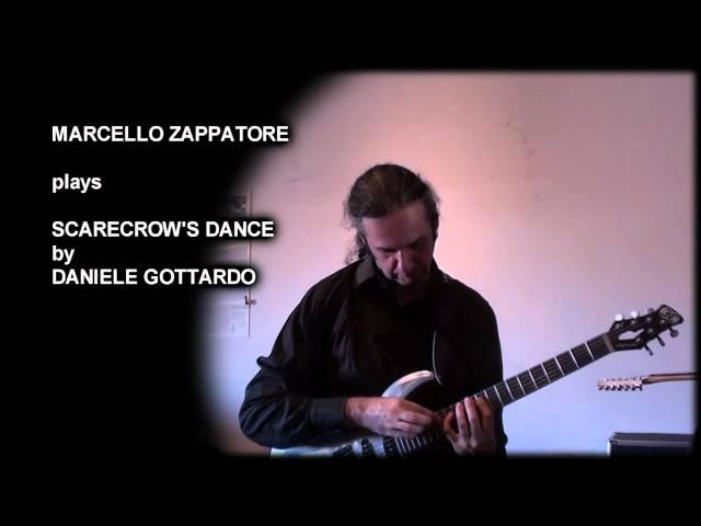 MARCELLO ZAPPATORE plays Daniele Gottardo's SCARECROW'S DANCE