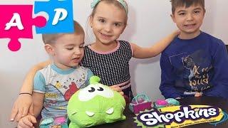 Іграшки Shopkins - Фігурки. Пригоди Ам Немає. Відео