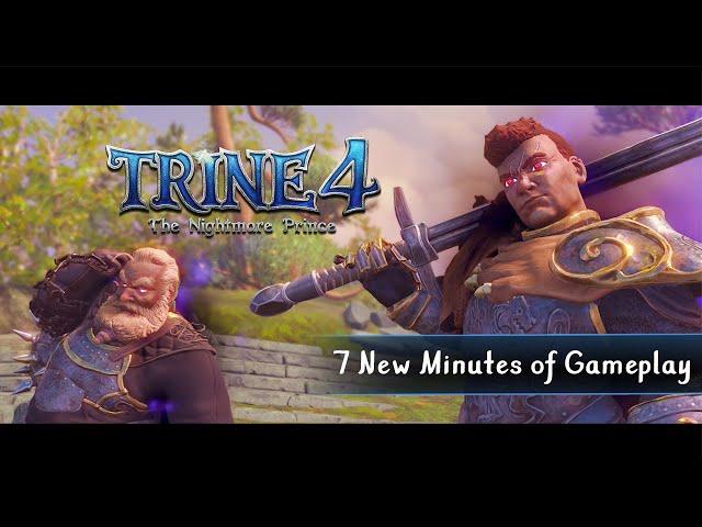 Trine 4: The Nightmare Prince (видео)