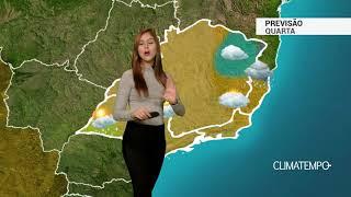Previsão Sudeste - Mais sol na região