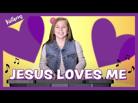 Jesus Loves Me Remix | Preschool Song