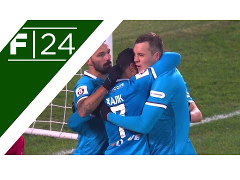 Highlights | Zenit Saint Petersburg 4-2 Rubin Kazan