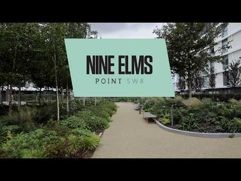 Nine Elms Point - Barratt London