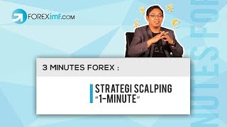Strategi Trading Scalping 1-Minute Forex