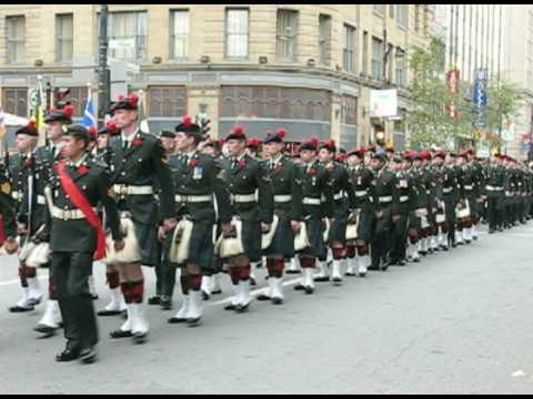 The Royal Highland Regiment (The Black Watch) | Article ...