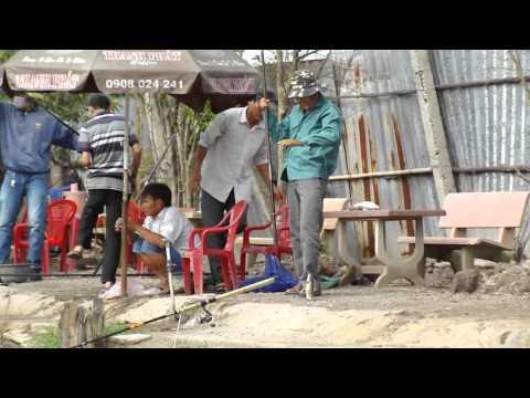 Hồ Câu Cá Giải Trí Vĩnh Lộc, Hồ câu cá lóc