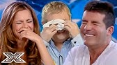 Funniest Auditions on X Factor UKVol.2