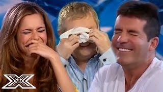 Funniest Auditions on X Factor UK | Vol.2 thumbnail