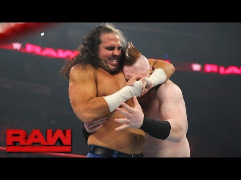 Matt Hardy vs. Sheamus: Raw, April 24, 2017