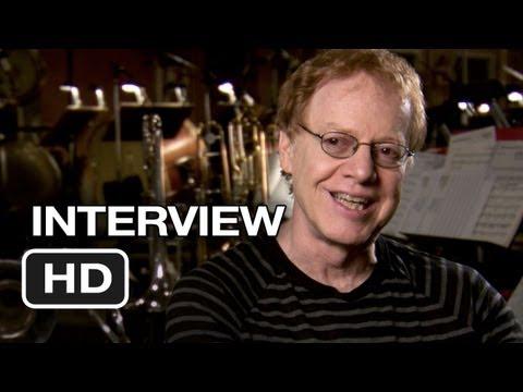 OZ Interview - Danny Elfman (2013) - Fantasy Movie HD