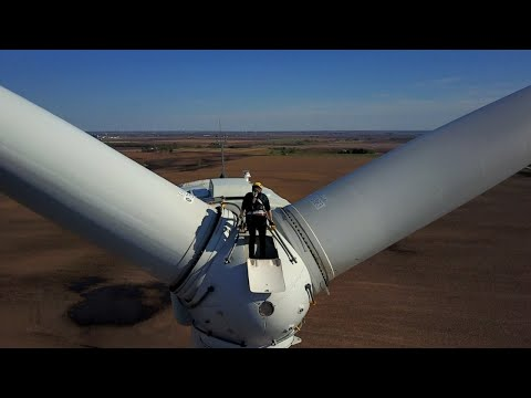 Wind turbine technician fastest-growing US job