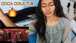 Luka Chuppi: COCA COLA Song   Kartik A, Kriti S   REACTION