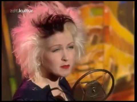 Cyndi Lauper - I Drove All Night (1989)