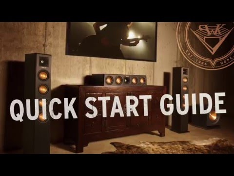 Klipsch Reference Speakers: Technology from YouTube · Duration:  46 seconds