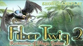 Fiber Twig 2: Restoration of Magic Garden (Short Gameplay) [1080p 60fps]