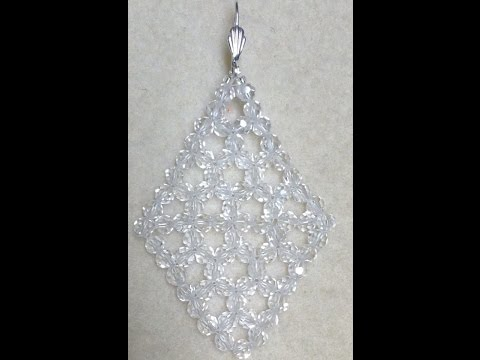 Lucky Diamond Earrings Tutorial