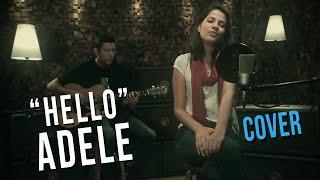 Hello - Adele - Amazing Acoustic Cover