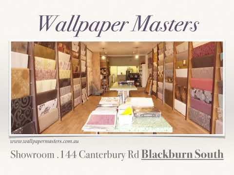 Wallpaper Masters Australia/ Korea Wallpaper /Melbourne N Sydney