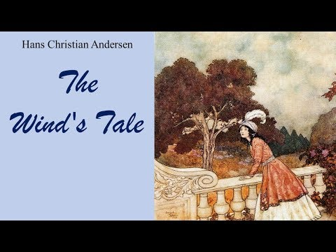 Learn English Through Story - The Wind's Tale by Hans Christian Andersen