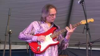 Sonny Landreth - Native Stepson - 5/24/14 Westsylvania Jazz & Blues Fest - Indiana, PA