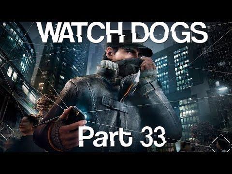 Let's Play Watch Dogs Part 33 - Junkyard Brawl