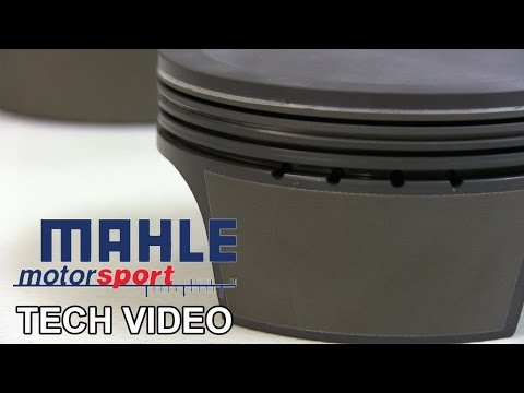 The Tech Behind MAHLE's Gold Series Coating