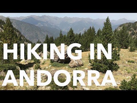 Hiking in Andorra