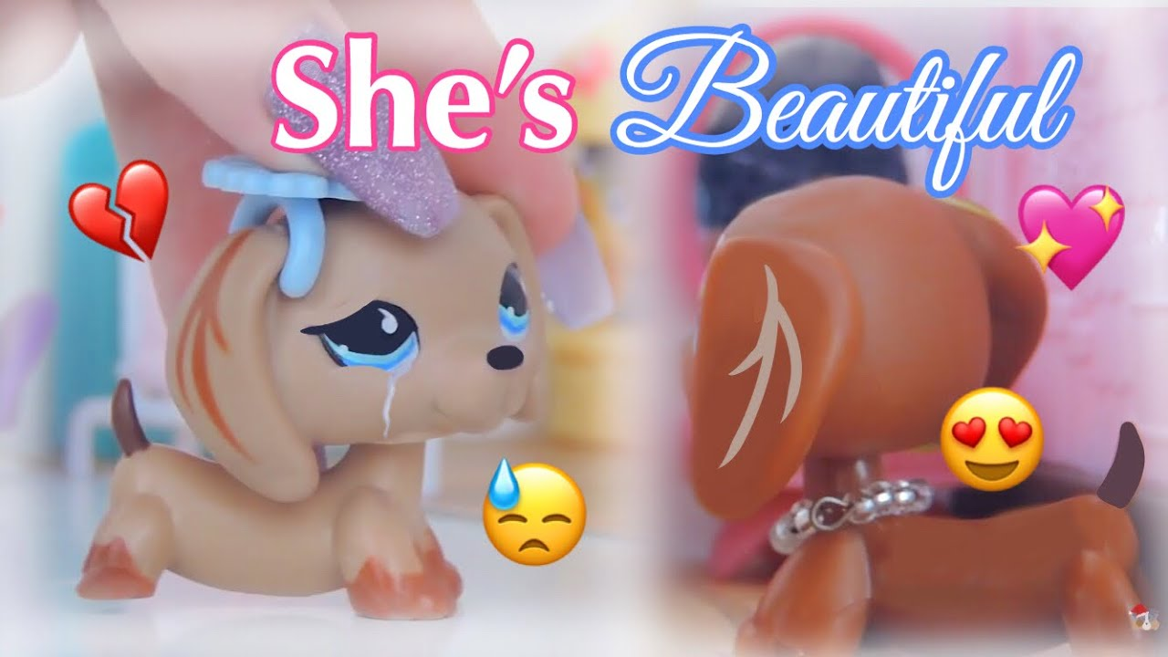 Littlest Pet Shop: She's beautiful (Short Skit)