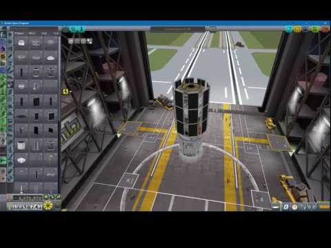 Kerbal Interstellar Updated (2016)#1 Reactors Tutorial