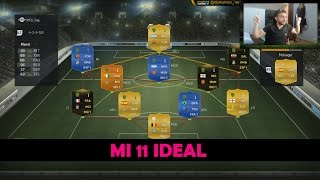 FIFA 15 | MI 11 IDEAL DE ULTIMATE TEAM | DjMaRiiO