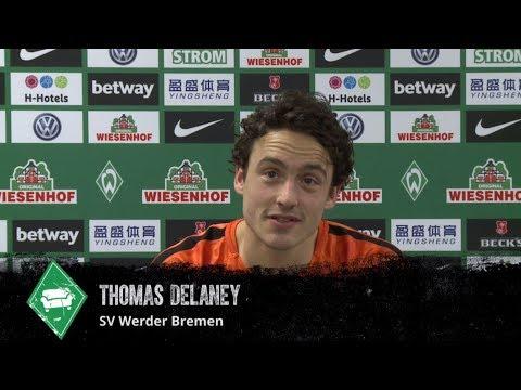 Thomas Delaney über das Bayern-Spiel, Transfers, Josh Sargent und den lustigen Kruse