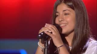 "hoy Ana: ""Hoy"" - Audiciones a Ciegas - La Voz Kids 2017"