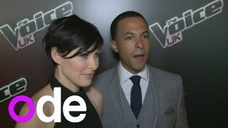 The Voice UK: Marvin Humes and Emma Willis on Rita Ora making the show