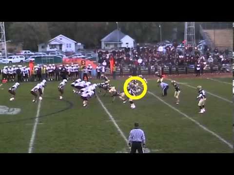 Parker Johnson Football Highlights; York, NE