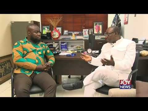 $170M judgment debt: Why should I be responsible for actions taken in 2018? - Dr. Kwabena Donkor