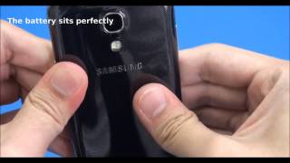 Samsung Galaxy S4 Mini 3G / Mini Duos Mugen Power Extended Battery[HLI-i9190SL]
