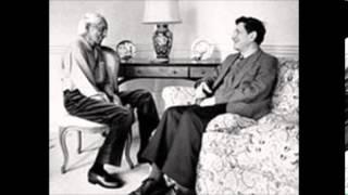 David Bohm Interviewed by Evelyn Blau 1978