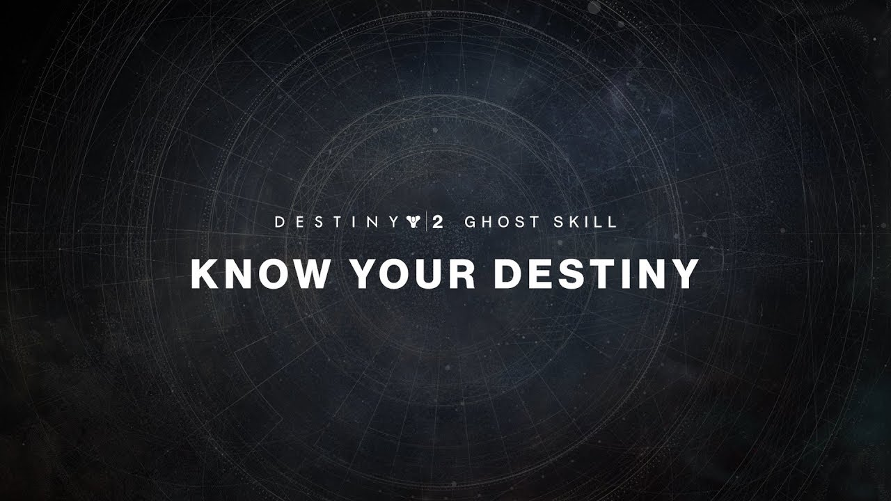 Image result for Destiny 2 Ghost Skill