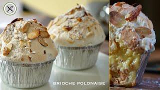Brioche Polonaise – Bruno Albouze – THE REAL DEAL