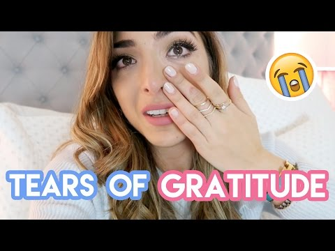 Tears Of Gratitude   Amelia Liana