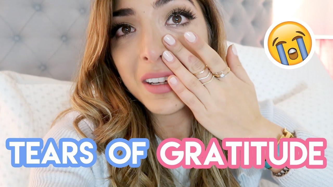 Tears Of Gratitude | Amelia Liana - YouTube