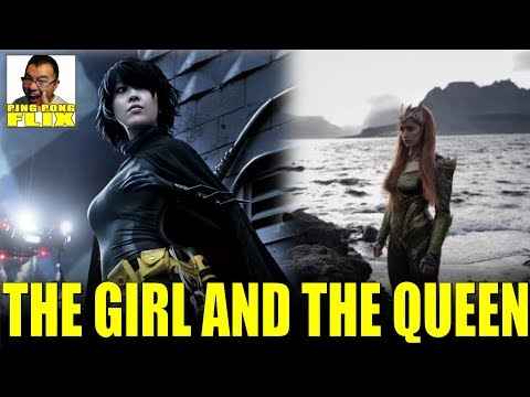 THE GIRL AND THE QUEEN – Cassandra Cain Casting, Zack Snyder Supports Aquaman, Justice League