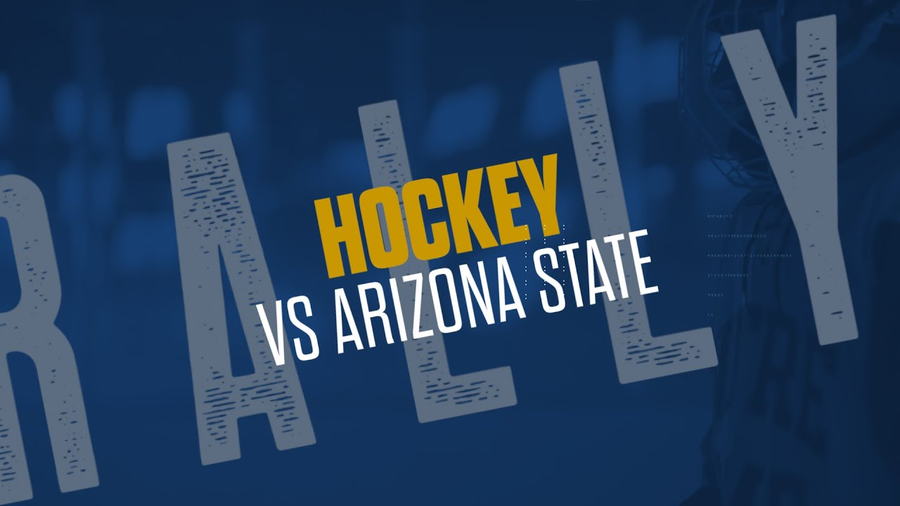 NDHockey | Highlights vs. Arizona State (