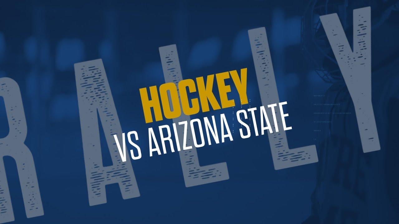 NDHockey | Highlights vs. Arizona State (