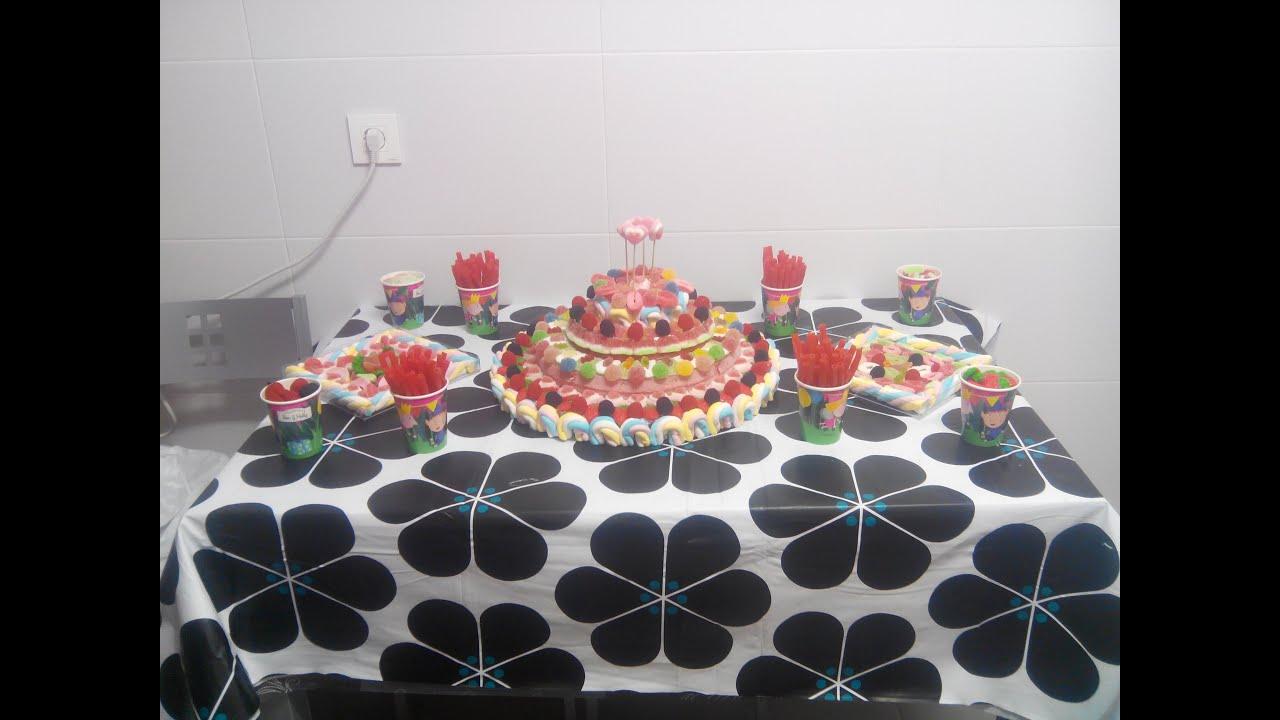 Mi boda como hacer una candy bar o buffet de chuches - Como preparar mi boda ...